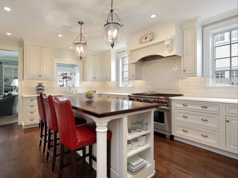 איך להתאים מטבח כפרי לעיצוב הבית